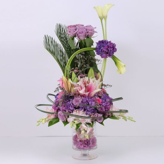 Celestial Purplish Arrangement