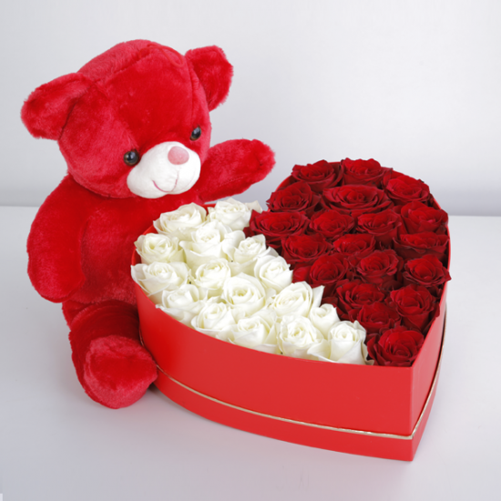 A Romantic Teddy