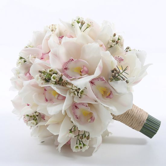 Bridal of White Bouquet from juneflowers