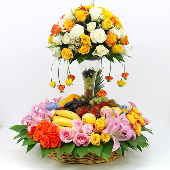 Luxury Fruits Arrangement