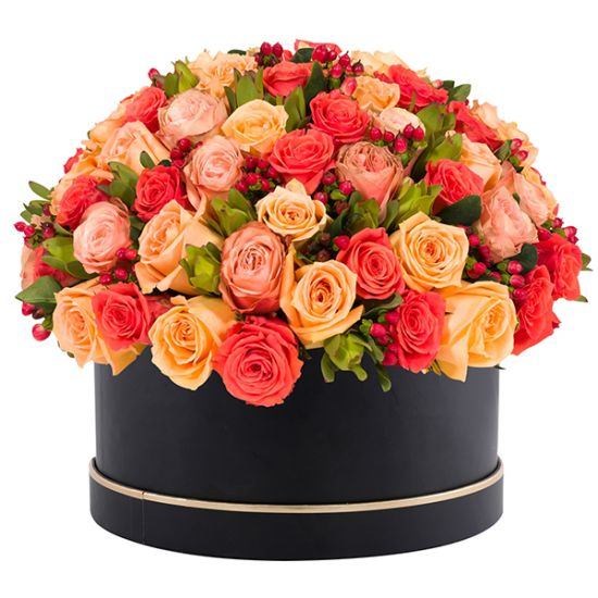 Signature Box of Mix Roses