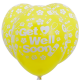 Get Well Soon - Yellow
