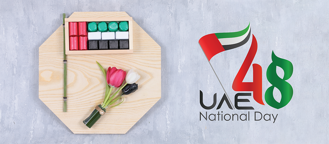 This UAE National Day 2019, Send Flowers!