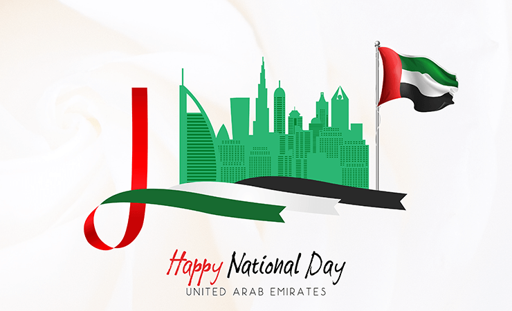 Celebrate your Patriotism with Flowers for UAE National Day